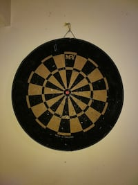 Dartboard Made in England Surrey, V3V 2L6