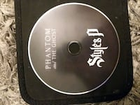 Phantom and the Ghost CD by Styles P Pittsburgh, 15212