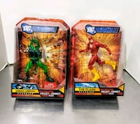 D.C. Universe GREEN ARROW & FLASH Wave 7 & 9 Action Figures/ RARE, New The Bronx, 10472