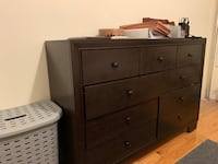 Dresser and matching night stand  New York, 10033