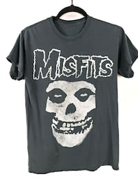Misfits Distressed Tee (2013) Mens S