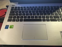 Asus notebook 8633 km