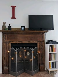 1917 Fireplace Surround Mantle
