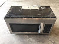 Stainless Steel LG Microwave Colorado Springs