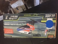 White and red helicopter toy Indio, 92203