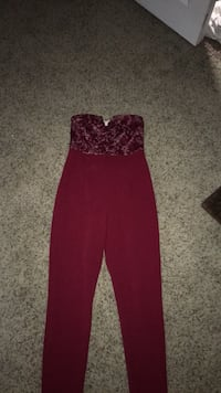 women's pink and black floral pants Sycamore, 60178