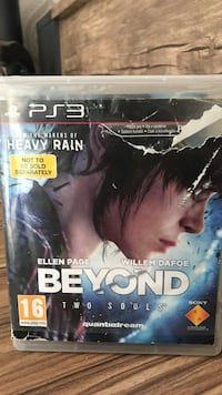 Sony PS3 Beyond Two Souls null, 35530