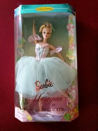 1998 Barbie as marzipan collectible