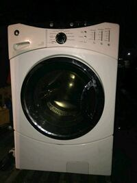 GE stackable washer and dryer set Council Bluffs, 51501