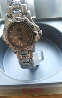 New Ladies ESQ by Movado Watch with Date  New York