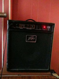 black and gray Peavey Speaker Charlotte, 28206
