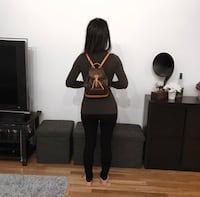 Authentic Louis Vuitton Montsouris PM backpack Downers Grove, 60515