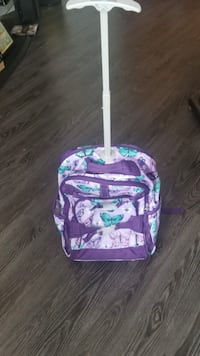 NEW- Kids butterfly carry on backpack