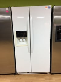 Kenmore white side by side refrigerator  Woodbridge, 22191