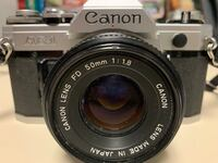 Vintage Canon AE-1 35mm film camera with 50mm lens Virginia Beach, 23464