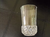 Set of 6 Crystal Glasses Whitby, ON, Canada