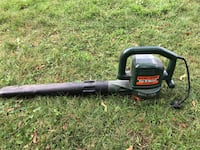 Leaf blower/vac. Barely used Kingston, 03848