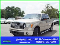 Used 2010 Ford F150 SuperCrew Cab for sale Metairie