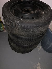 WINTER Tire (205/55 R16) Rims included! (ICE BLAZER) Vaughan, L4H 0Y6