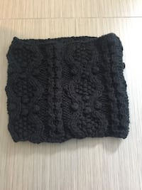 Infinity scarf black never used