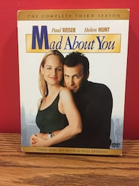 Mad about you complete third season