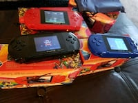 Handheld video Game system. HAS 150 GAMES ALREADY  Tigard, 97223