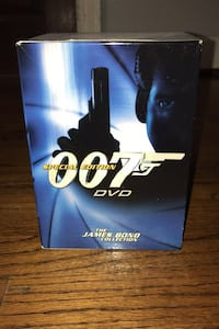 James Bond Collection: 007 Special Edition DVD Box Set