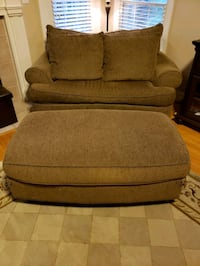 Large sofa, loveseat, and ottoman - Free Concord, 28027