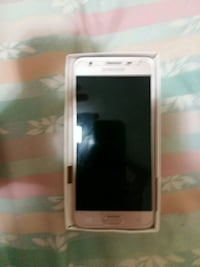 gold Samsung Galaxy Android smartphone with box Mississauga, L4X 1S6