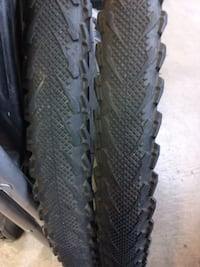 "24"" bicycle tires $5 each Abbotsford"