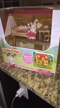 Calico critters new in box. Westborough, 01581