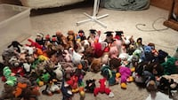 Beanie baby collection (84) Cottage Grove, 55016