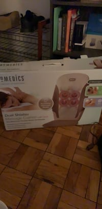 white and gray Medela electric breast pump box Washington, 20008