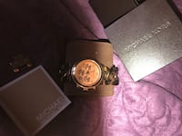 Authentic Michael kors women's watch   Mississauga, L5R 2A5