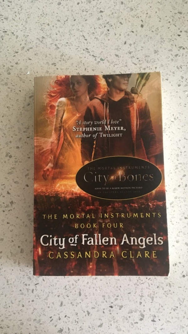Shadowhunters book 0