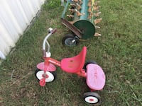 toddler's red and white Radio Flyer trike Monroe, 28110