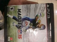 PS3 MADDEN NFL 2015 Buford, 30519