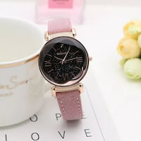 Casual Rose Gold Fashion Watch Woodbridge, 22191