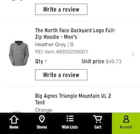 The North Face hoody sweatshirt Bethesda, 20817