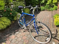 Men's Blue Diamondback Sherwood 24 speed bicycle  Seattle, 98112