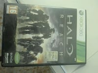Custodia per Xbox 360 Halo Reach 7275 km
