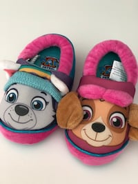 Paw Patrol Toddler Slippers  Quantico, 22134