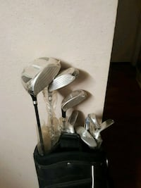 New Golf Clubs with Bag Houston