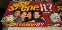 SCENE IT SEINFELD DVD GAME Clifton
