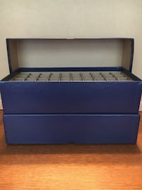 Coin Roll Storage Boxes Warwick, 10990