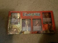 Force of Will Faria and Melgis Sealed NEW FOW Brambleton, 20148