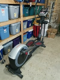 black and gray elliptical trainer Janesville, 53546