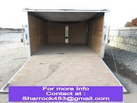 Up for sale is my enclosed cargo trailer 7 x 14 Need go off pretty quick