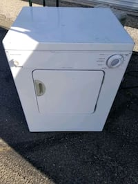 Apartment sized electric dryer-110 volt