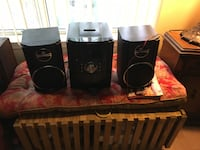 black and gray home theater system Virginia Beach, 23452